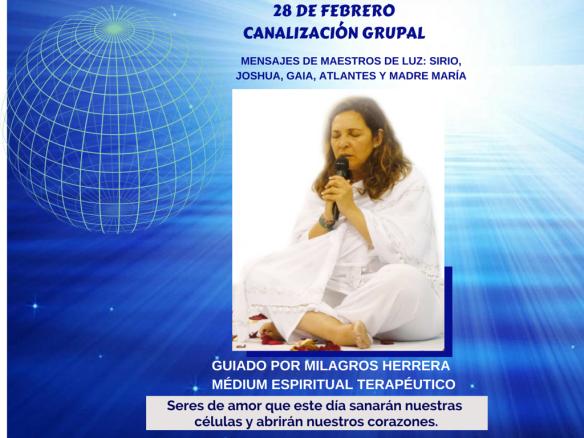 "28 DE FEBREROCANALIZACIÃ""N GRUPAL(7)"