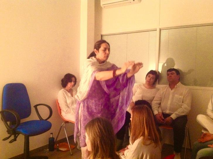 Milagros herrera Medium Espiritual terapeutico medium en barcelona maestros ascendidos canalización espiritual (22)