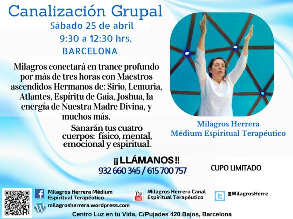 Canalización Grupal (11)