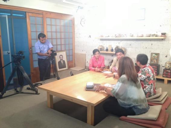 milagros herrera un puente entre dimensiones superiores entrevista Bien de Salud (canal 13) dr. jose luis perez-albela (1)
