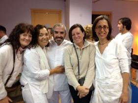 Milagros Herrera con amigos!
