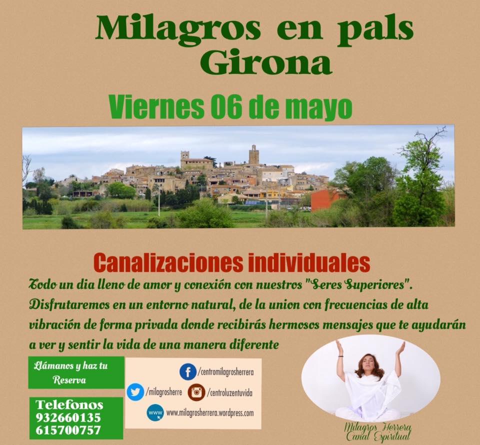 Milagros Herrera canal Espiritual Terapéutico 06.05.16