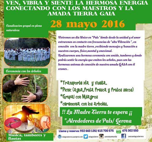 Milagros Herrera canal Espiritual Terapeutico grupal 28 de mayo