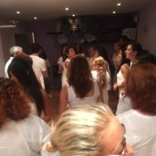 Milagros Herrera, Canal Espiritual Terapéutico (2)