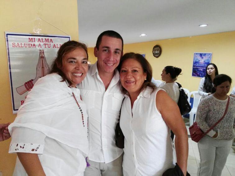 Canalización Grupal en Chiclayo, Perú