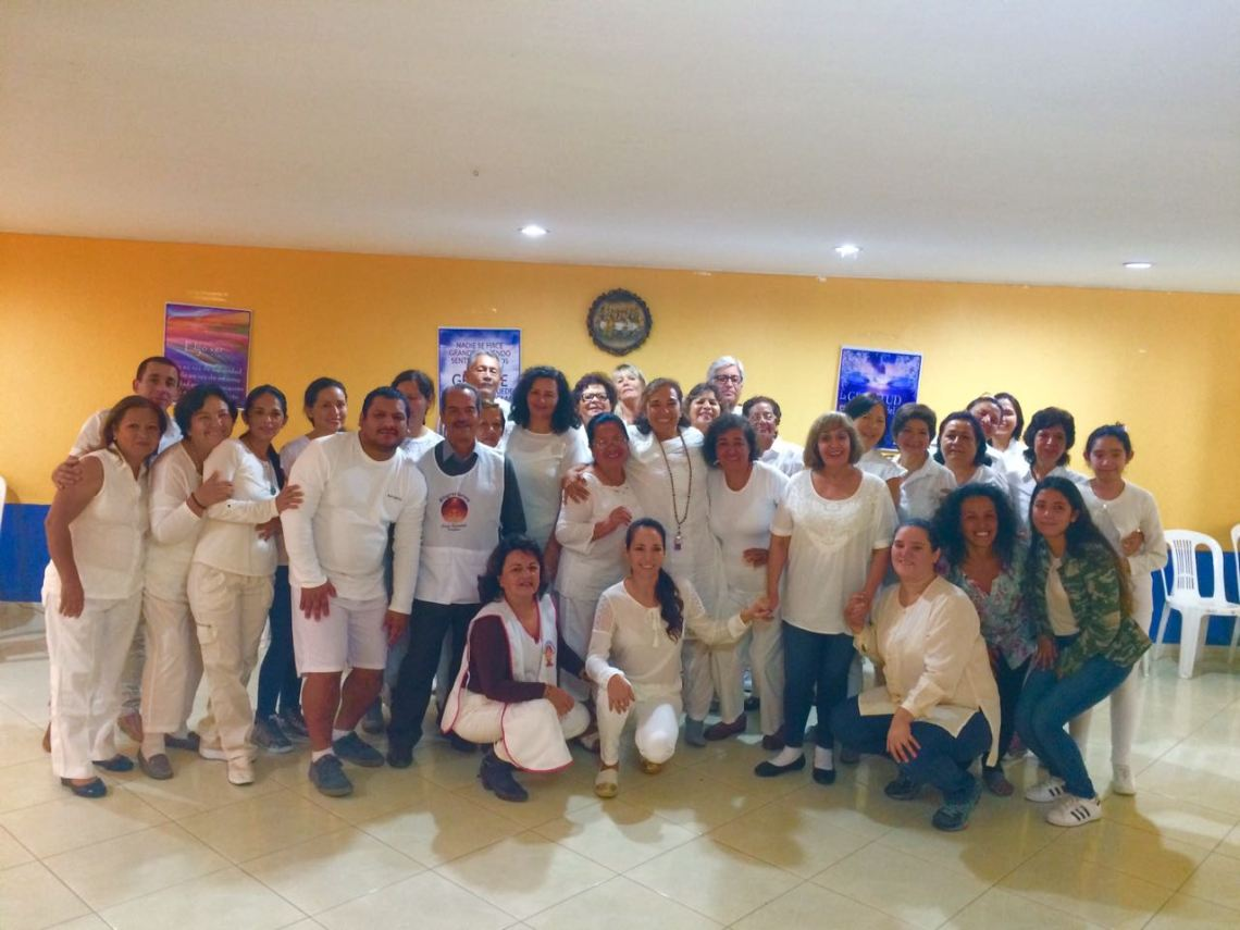 Milagros Herrera, Canal Espiritual Terapéutico