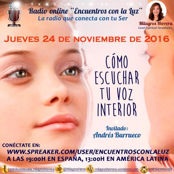 Milagros Herrera, Canal Espiritual Terapéutico, centro_luzentuvida@hotmail.com