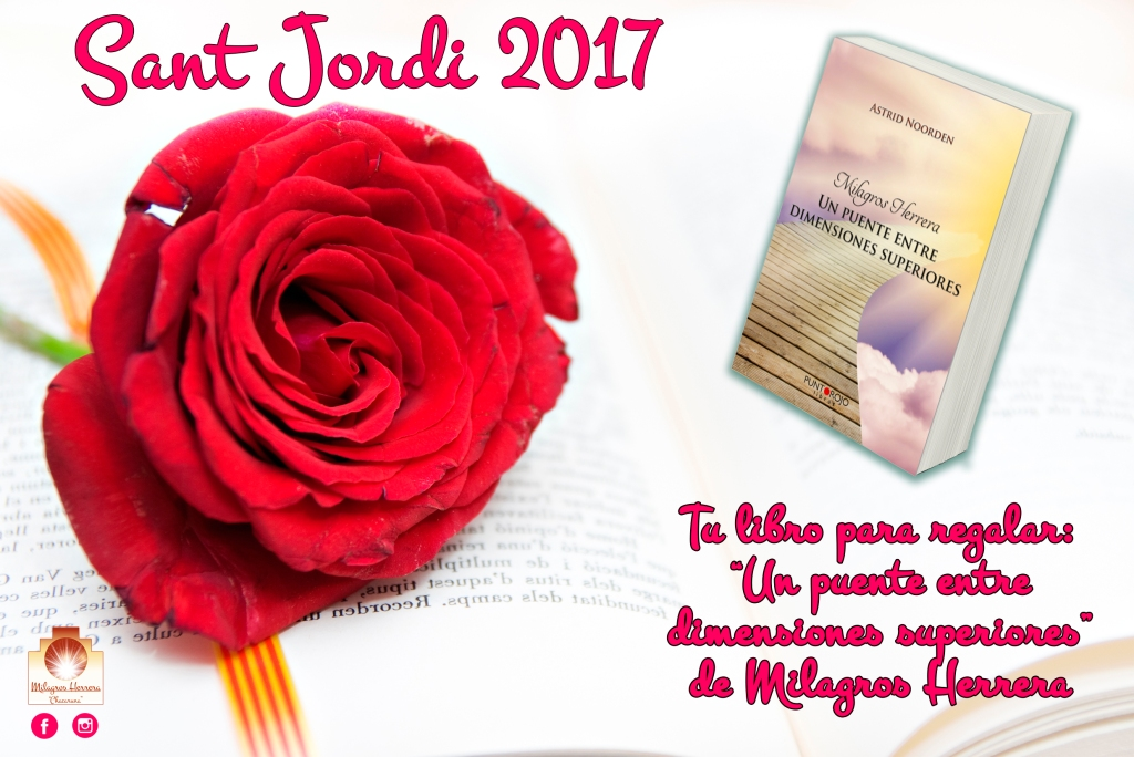 Sant Jordi 2017 Libro Milagros Herrera
