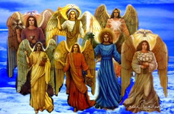 7 arcangeles milagros herrera