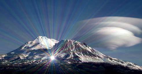 Monte Shasta milagros herrera