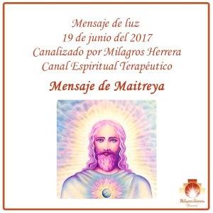 Maitreya Mensajedeluz
