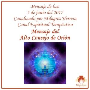 Orion Mensajedeluz