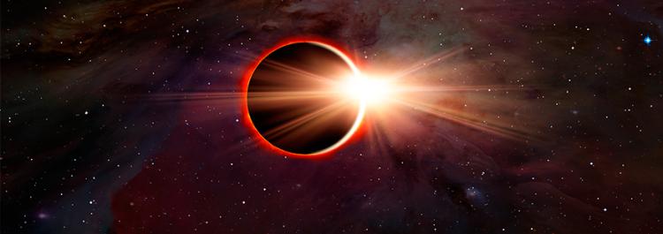 Milagros Herrera - Eclipse solar 21 de agosto 2017