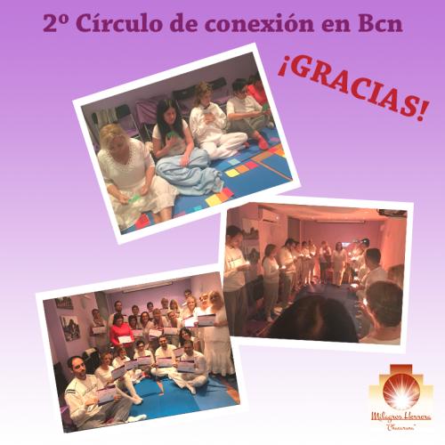 Segundo Circulo de conexión Barcelona