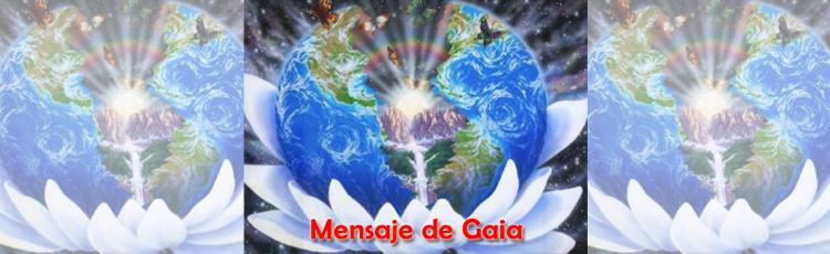 Mensaje de luz de Gaia