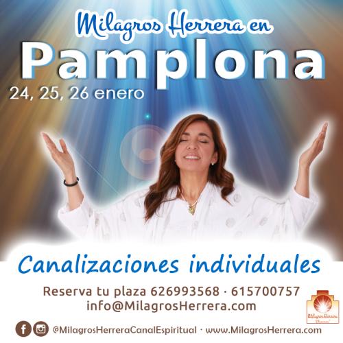 Pamplona Milagros Herrera