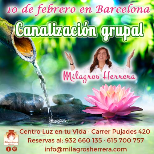 Grupal Barcelona Febrero 2018