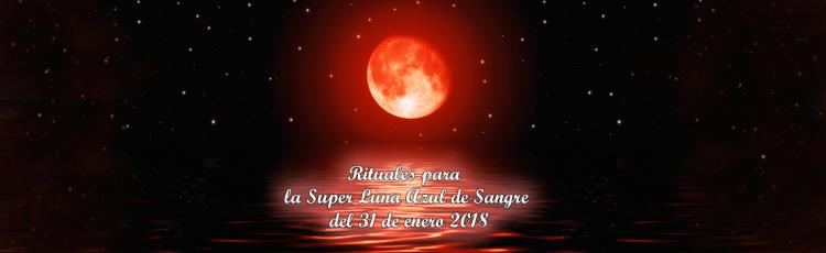 Super Luna Azul de Sangre