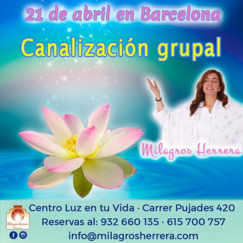 grupal abril Milagros Herrera