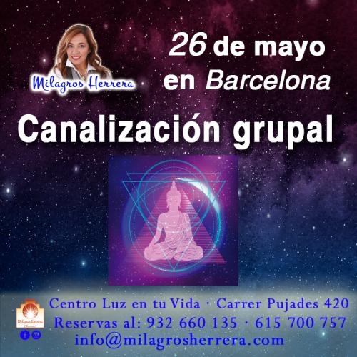 Grupal Barcelona Milagros Herrera