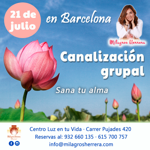 Grupal Barcelona julio 2018